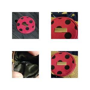 Adorable Marc Jacob's dot coin purse